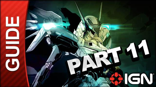 Zone of the Enders HD Walkthrough - Part 11