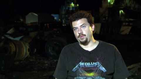 """30 Minutes or Less (2011) - Interview """"Danny McBride On Working With Nick Swardson"""""""