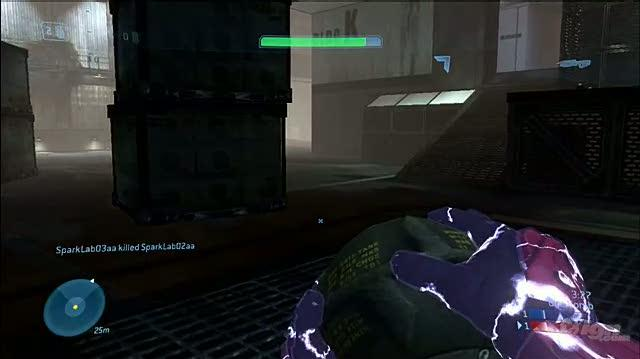Halo 3 ODST Xbox 360 Gameplay - Longshore Bomb Detonated