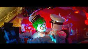 The Lego Batman Movie (2017) - Clip Batman Will Stop You