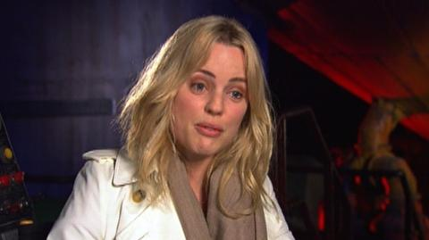 """30 Days Of Night (2007) - Interview Melissa George """"On Her Character"""""""