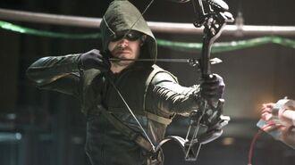 Arrow The Man Under The Hood - Fan Brain