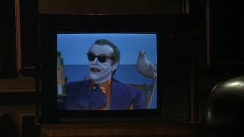 Batman - The Joker's air time