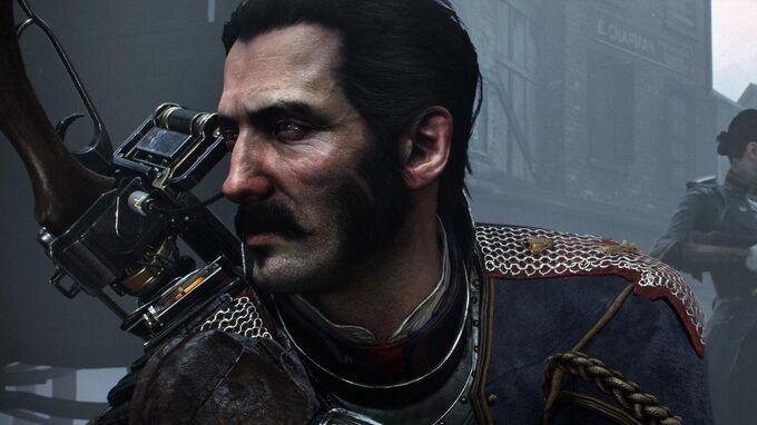 The Order 1886 Trailer - E3 2014