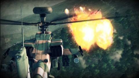 Apache Air Assault (VG) (2010) - Gameplay trailer