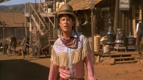 Back to the Future Part III - mad dog