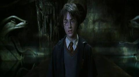 Harry Potter and the Chamber of Secrets - Meeting Tom Riddle