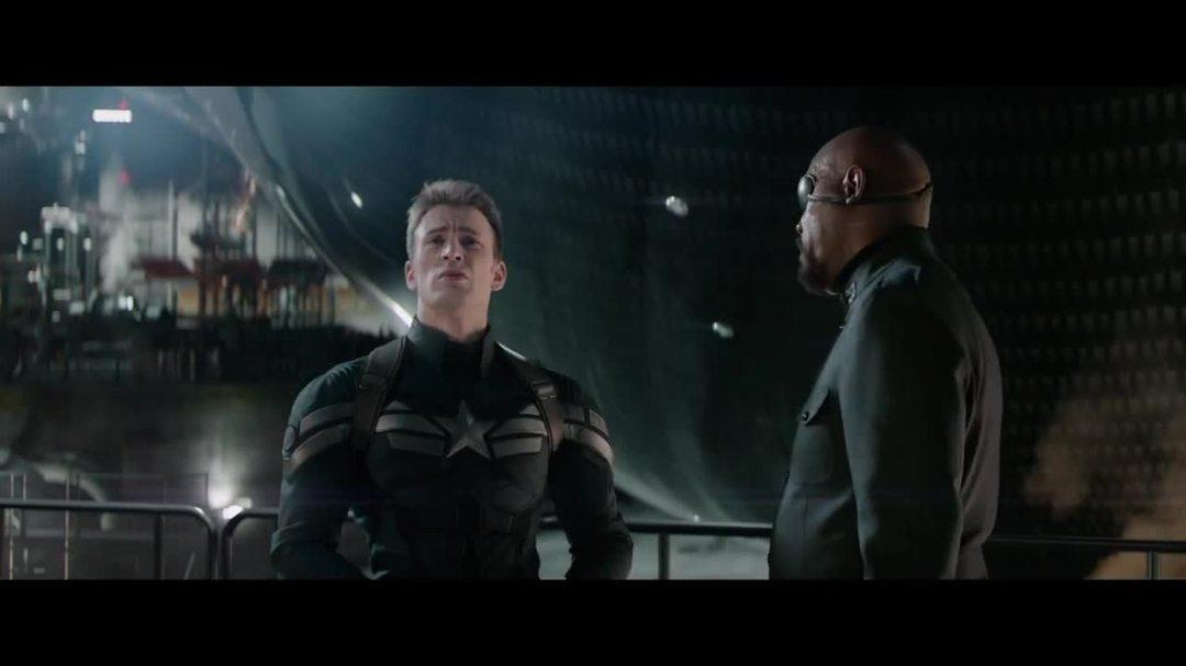 Marvel's Captain America The Winter Soldier - Trailer 1