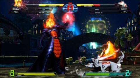 Marvel vs. Capcom 3 Fate of Two Worlds (VG) (2011) - Gameplay 02