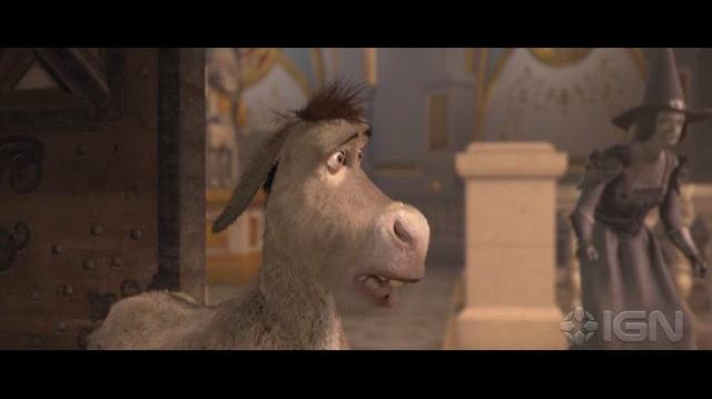 Shrek Forever After Movie Trailer - Teaser Trailer