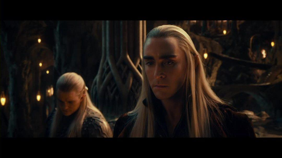 """The Hobbit Desolation of Smaug - """"Your World Will Burn"""" Clip"""