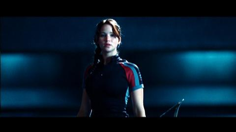 The Hunger Games (2012) - Clip Apple