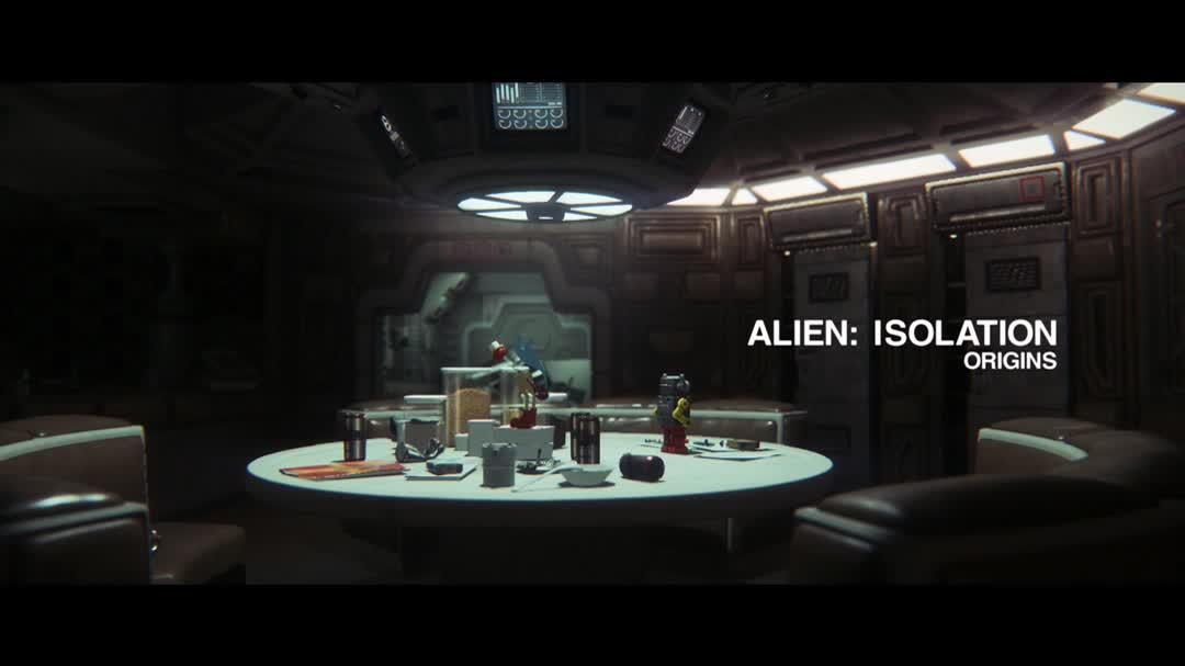 Aliens Isolation - Origins