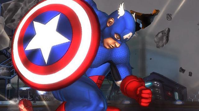 Avengers Battle for Earth Captain America vs. Magneto Gameplay