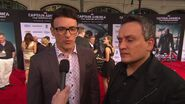 Captain America The Winter Soldier - Anthony and Joe Russo Interview