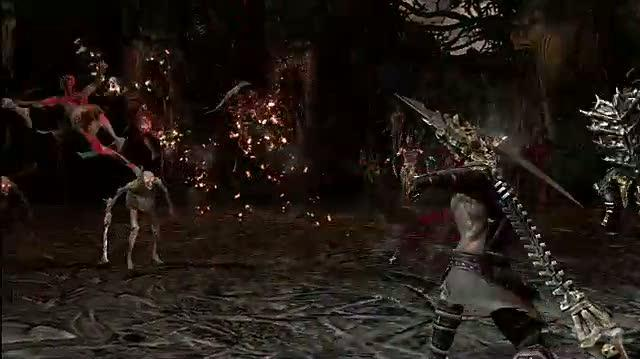 Dante's Inferno Xbox 360 Video - Anger Dev Diary