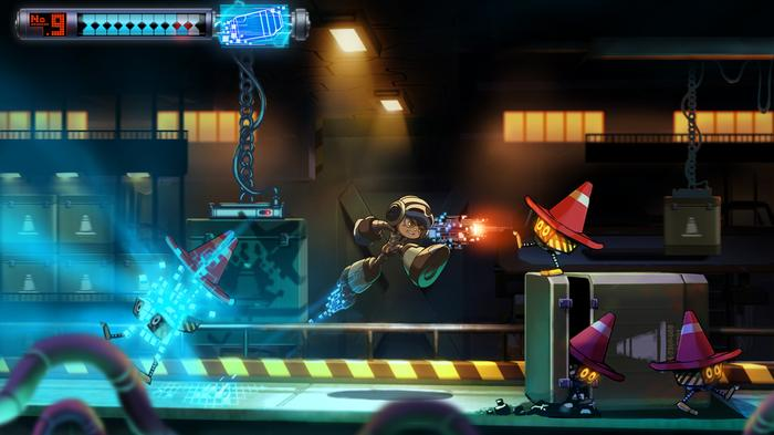 Mega Man Creator Launches Kickstarter for New Project