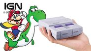 Nintendo Announces The Super NES Classic Edition - IGN News
