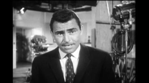 The Twilight Zone Season One Blu-Ray (2010) - Pilot Clip 2