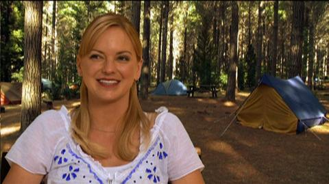 """Yogi Bear (2010) - Interview """"Anna Faris On The Mayor And The Chief Of Staff"""""""