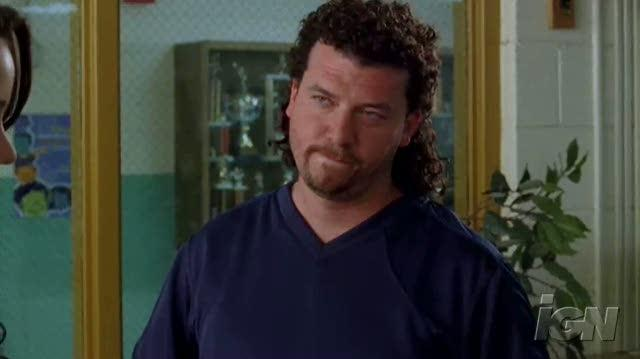 Eastbound & Down TV Clip - I Play Real Sports