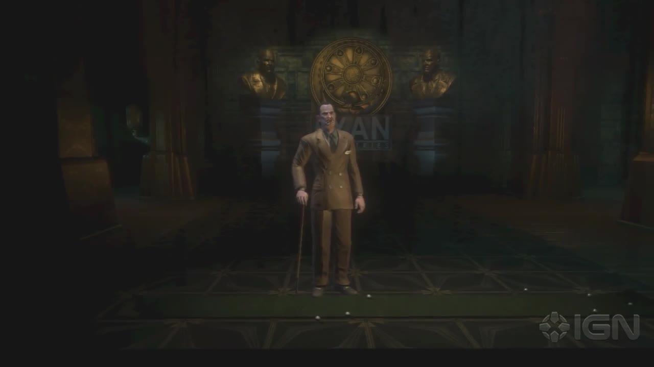 BioShock - RIP Ryan - Gameplay