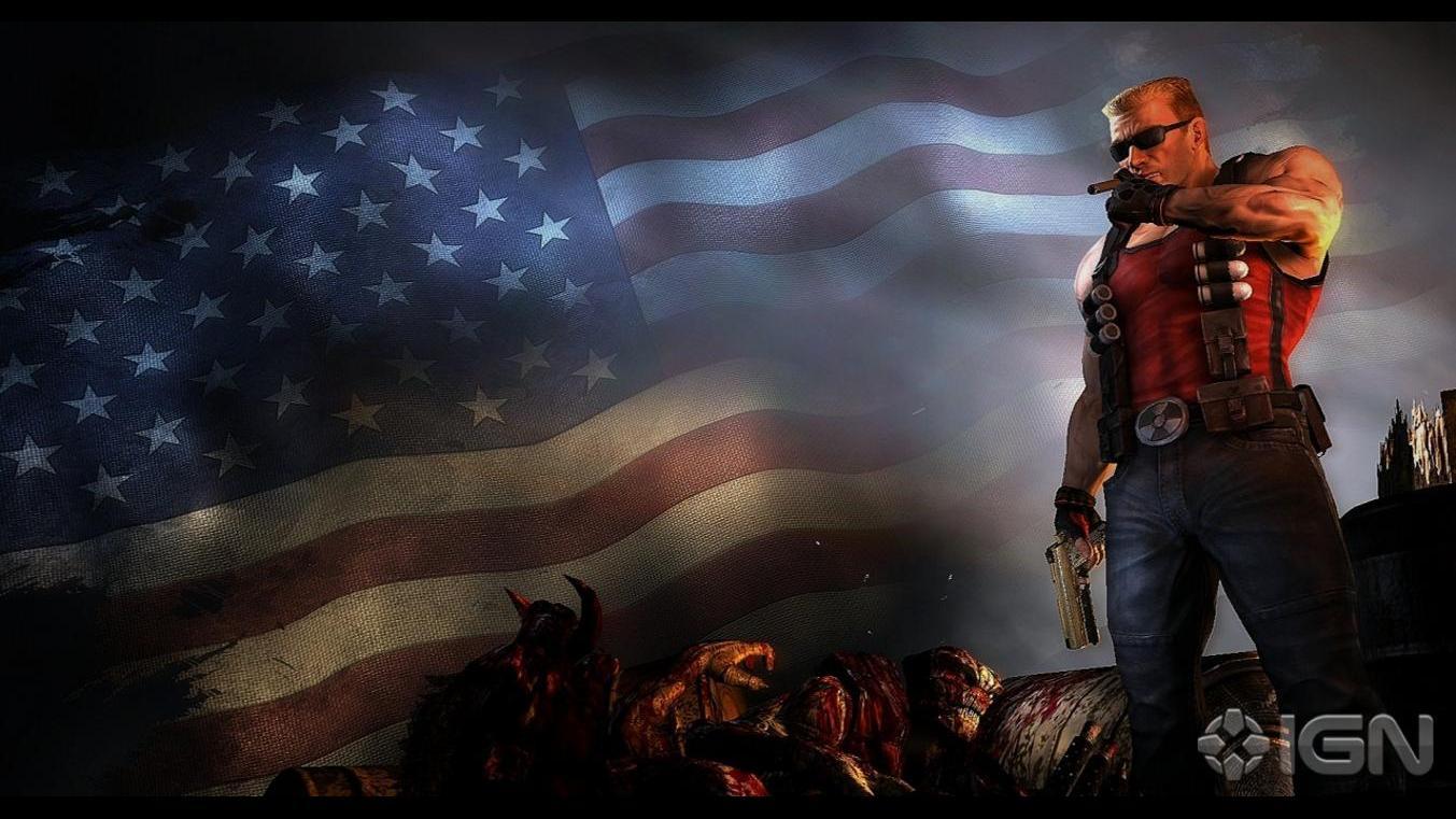 Duke Nukem Forever Come Get Some Trailer