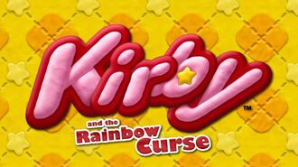 Kirby and the Rainbow Curse Trailer - E3 2014