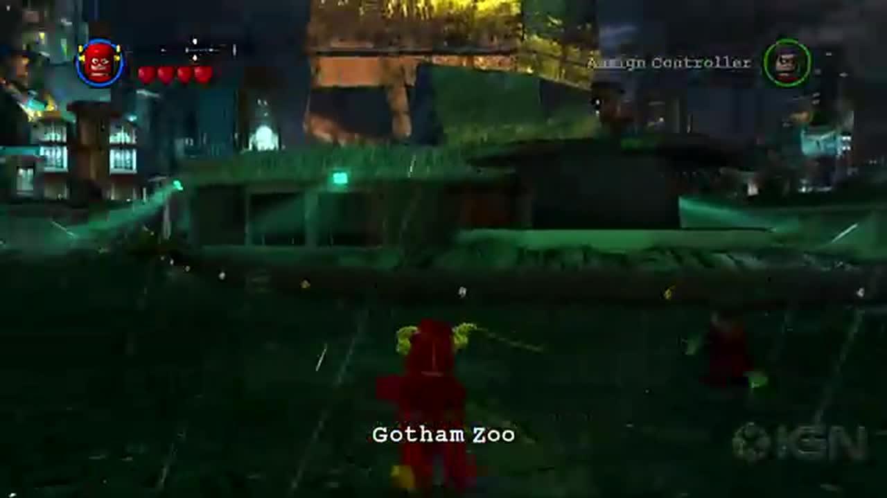 LEGO Batman 2 DC Super Heroes - Look at the Flash Go
