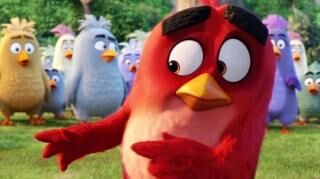 The Angry Birds Movie Boomerang Bird (UK)