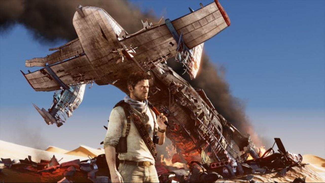 Gamescom Uncharted 3 Trailer