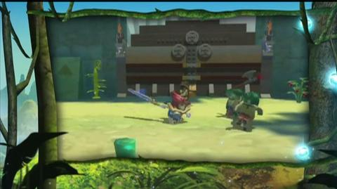 Lego Legends of Chima Laval's Journey (VG) (2013) - Launch trailer
