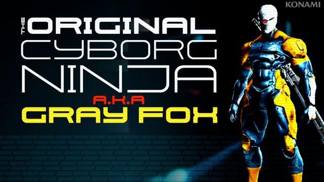 Metal Gear Rising - Cyborg Ninja Gameplay Trailer