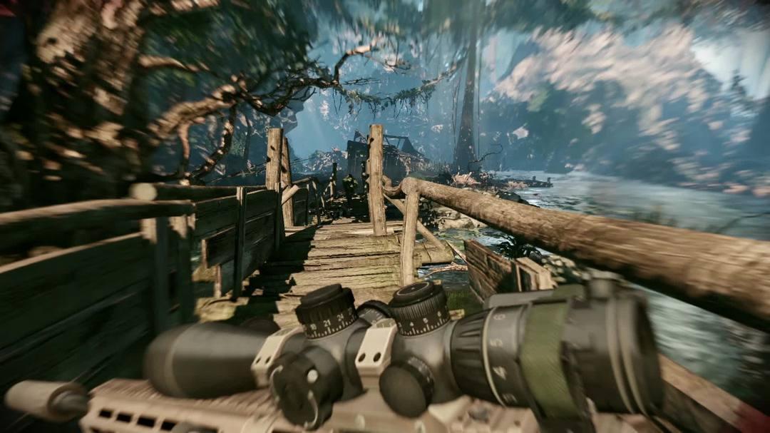 Sniper 2 Headshot Trailer