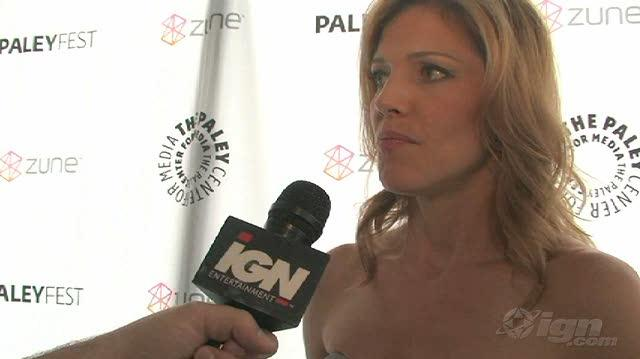 Battlestar Galactica (2004) TV Interview - Paley Fest Interviews