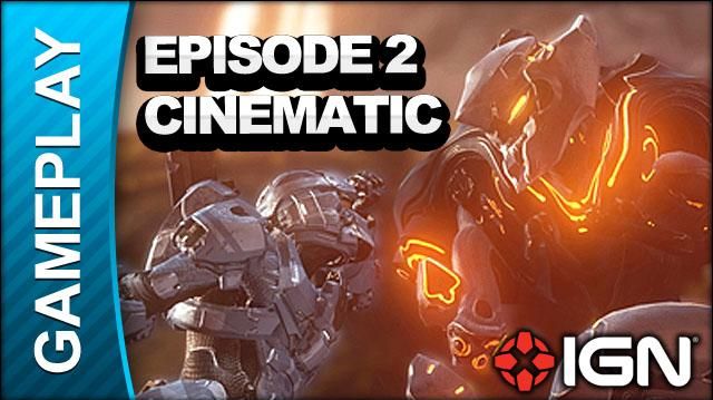 Halo 4 - Spartan Ops Legendary Playthrough - Episode 2 - Cinematic