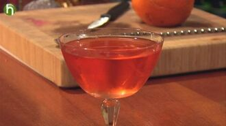 How to make the Unusual Negroni
