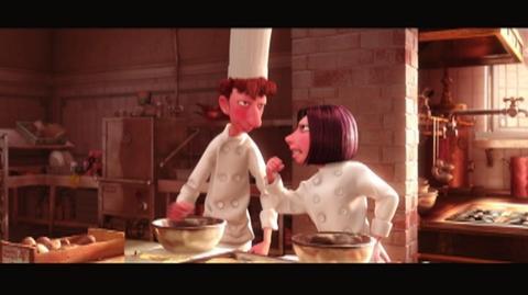 Ratatouille (2007) - Clip Kitchen help, pre