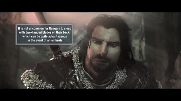 Shadow of Mordor Banished From Death Trailer - Fannotation