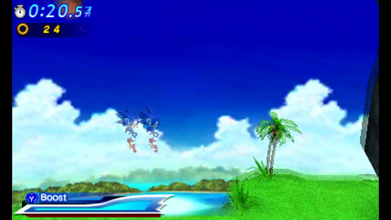 Sonic Generations Modern Emerald Coast