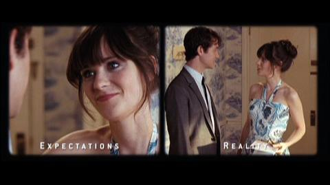 500 Days Of Summer (2009) - Clip Expectations versus reality
