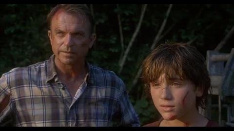 Jurassic Park III - eulogizing billy Part 2