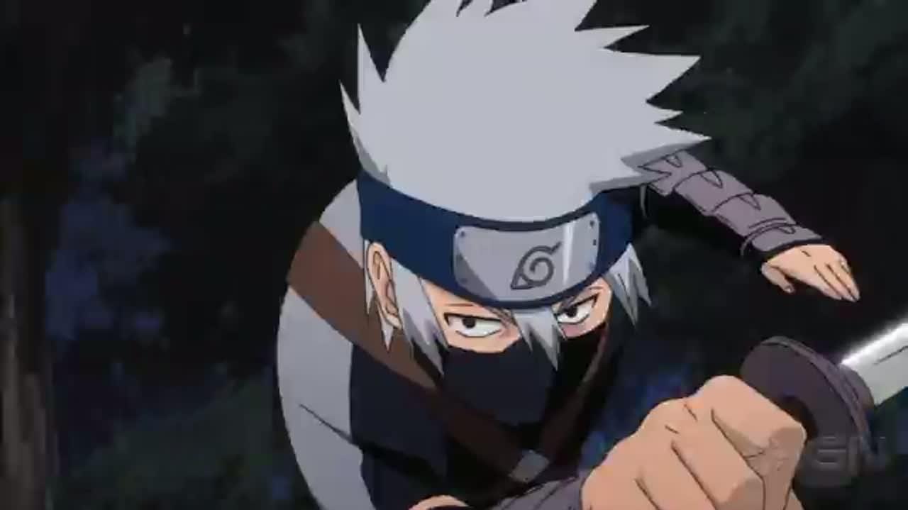 Naruto Shippuden Ultimate Ninja Storm Generations - Kakashi Trailer