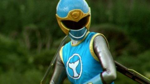 Power Rangers Operation Overdrive (2008) - Clip New rangers arrive, post