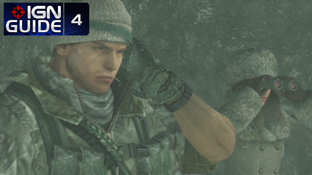 Resident Evil Revelations Walkthrough - Episode 2-1 (Part 4)