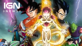 Dragon Ball Z Resurrection 'F' Sets Box Office Record - IGN News