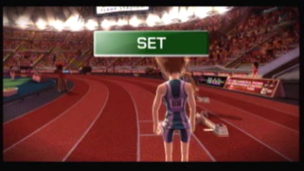 Kinect Sports Video Tip - Hurdles