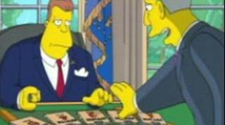 Simpsons Movie Scene 5 Options