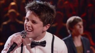 THE VOICE PIP VS. NATHAN