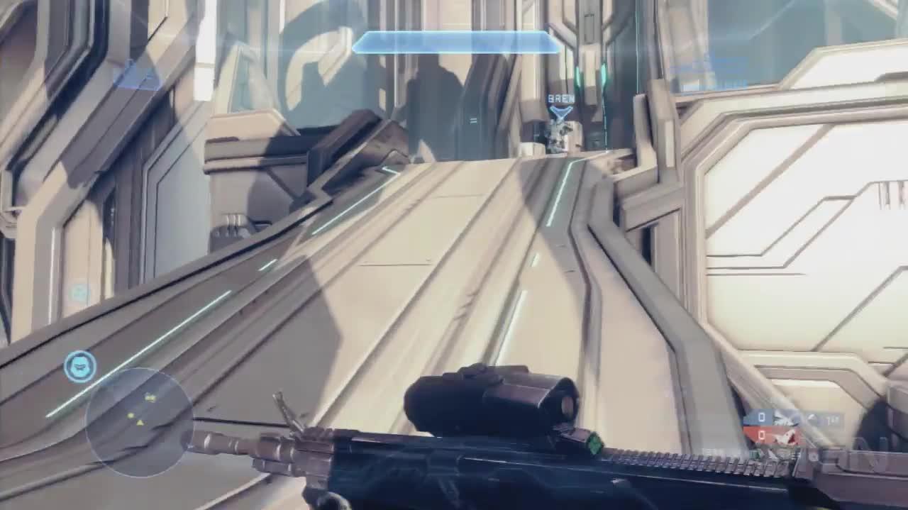 Halo 4 Multiplayer - Haven - Gameplay